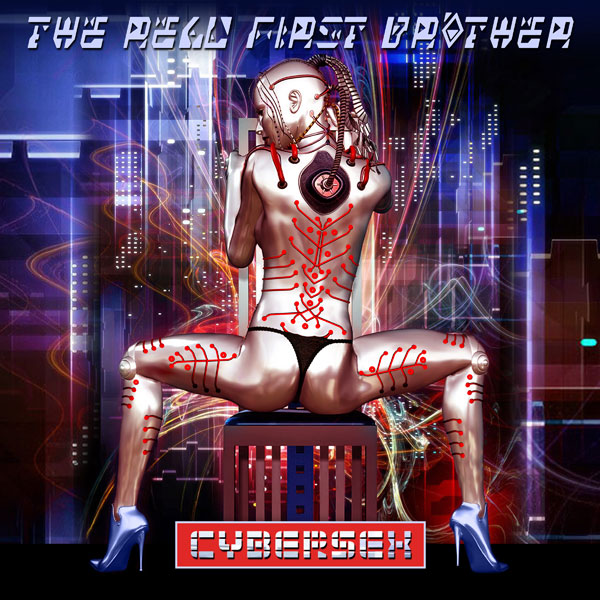 The Real First Brother - Cybersex